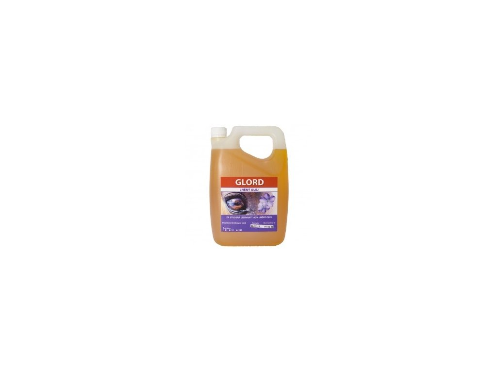 GLORD Omega 3 olej pro koně  2l