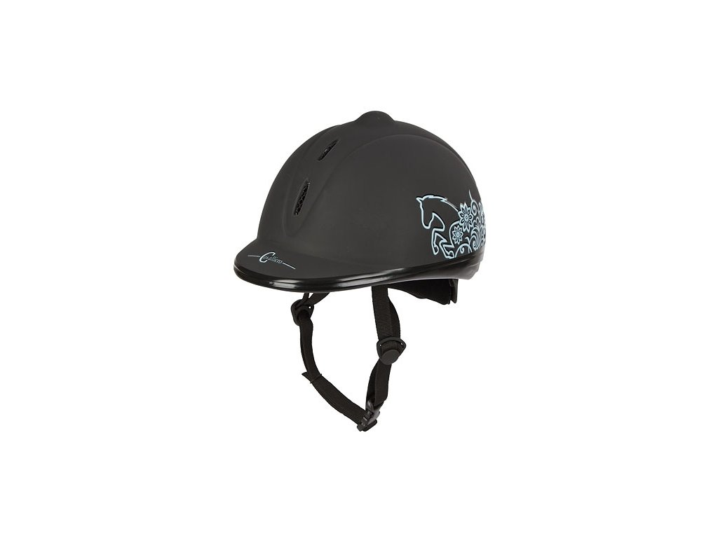 Jezdecká helma Covalliero Beauty VG1