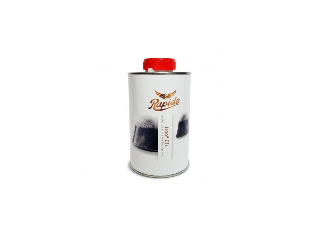 Rapide Hoof Oil with brush 750 ml