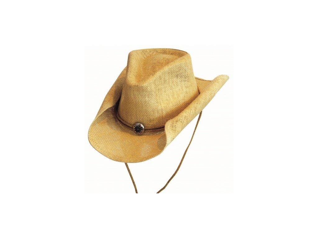 Slaměný klobouk Sunny