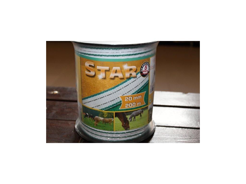 Páska STAR Line 20mm/200m