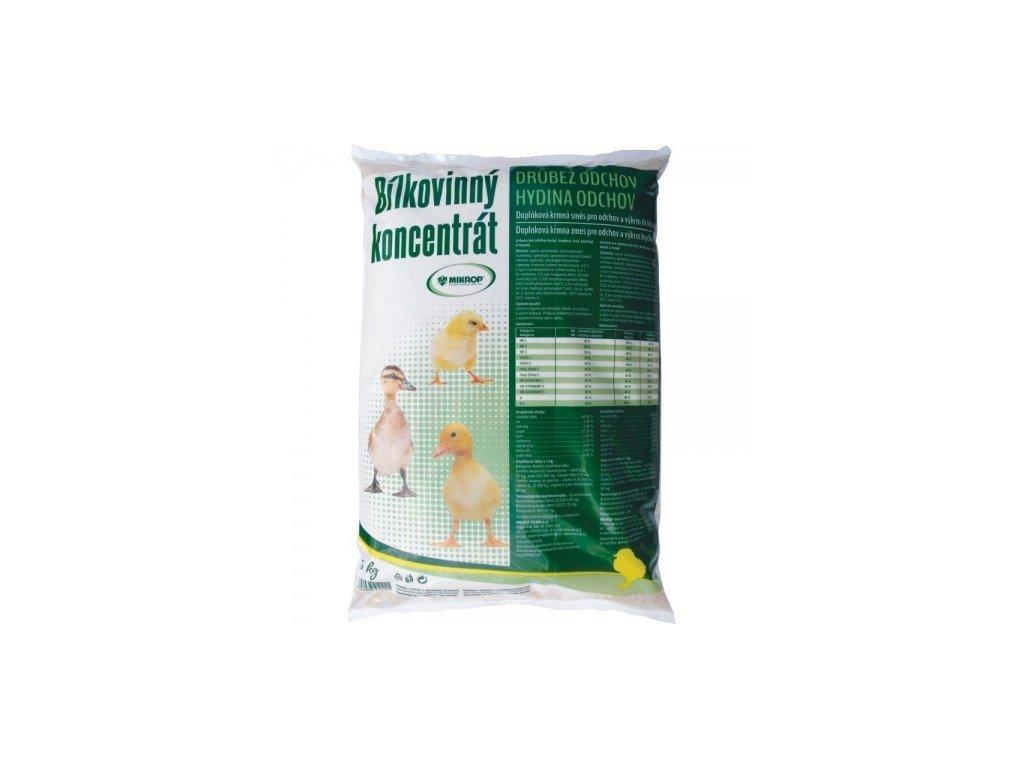 Bílkovinný koncentrát pro výkrm drůbeže 5 kg