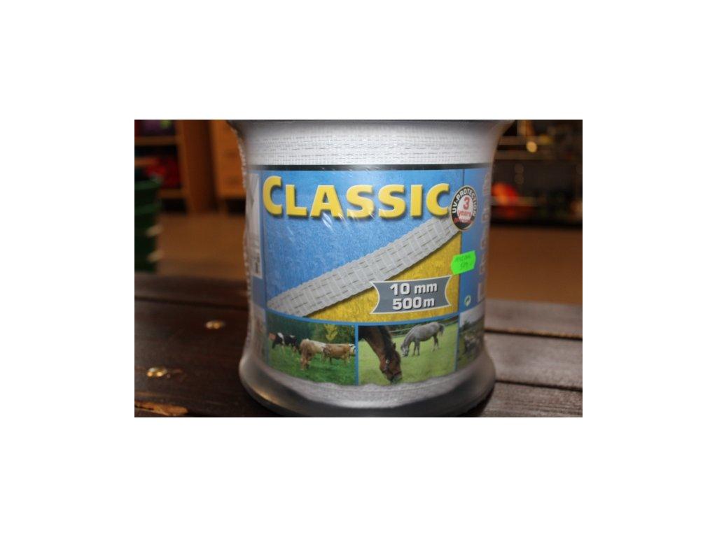 Páska Classic 10 mm / 500 m