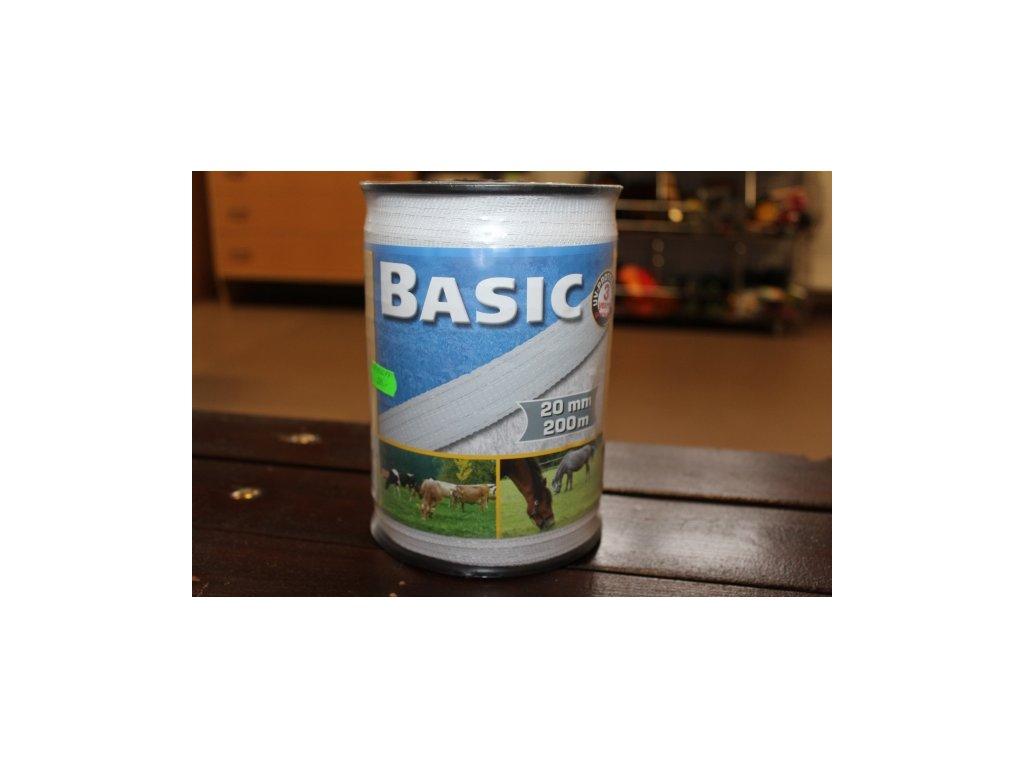 Páska Basic 20 mm / 200 m