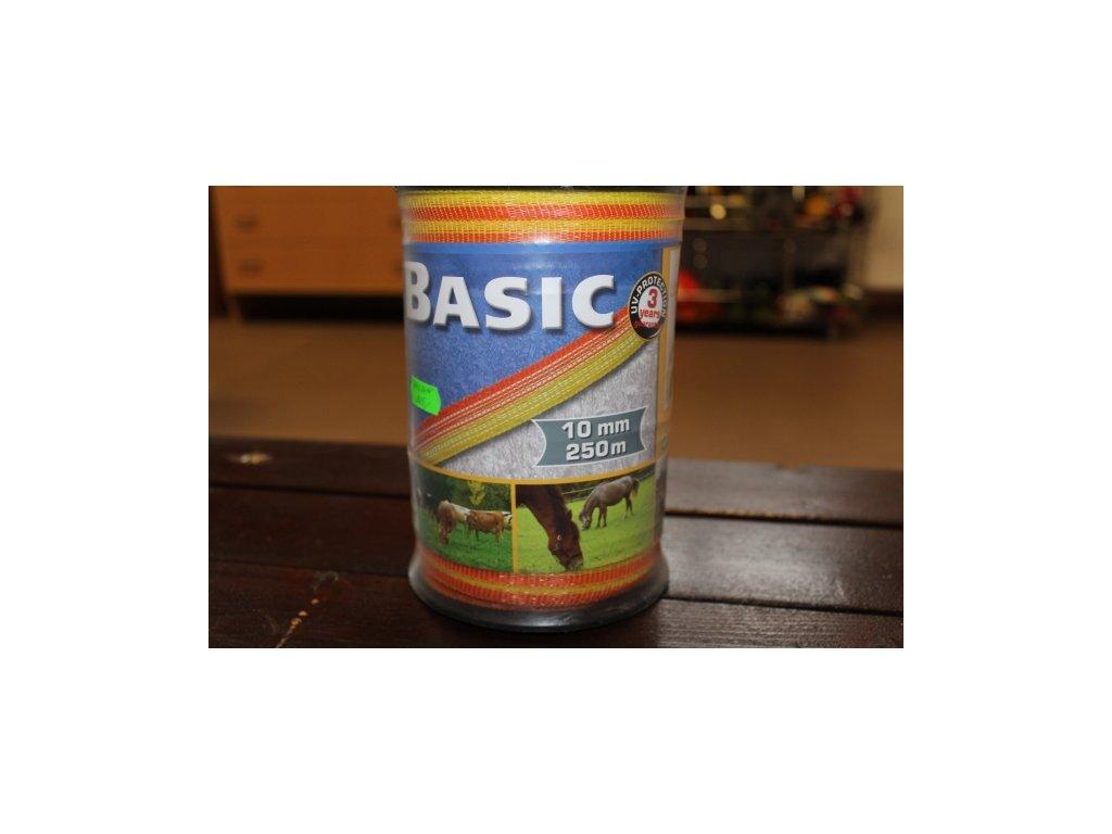 Páska Basic 10 mm / 250 m