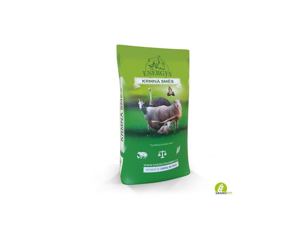 Energys UNI ovce, kozy / 25 kg