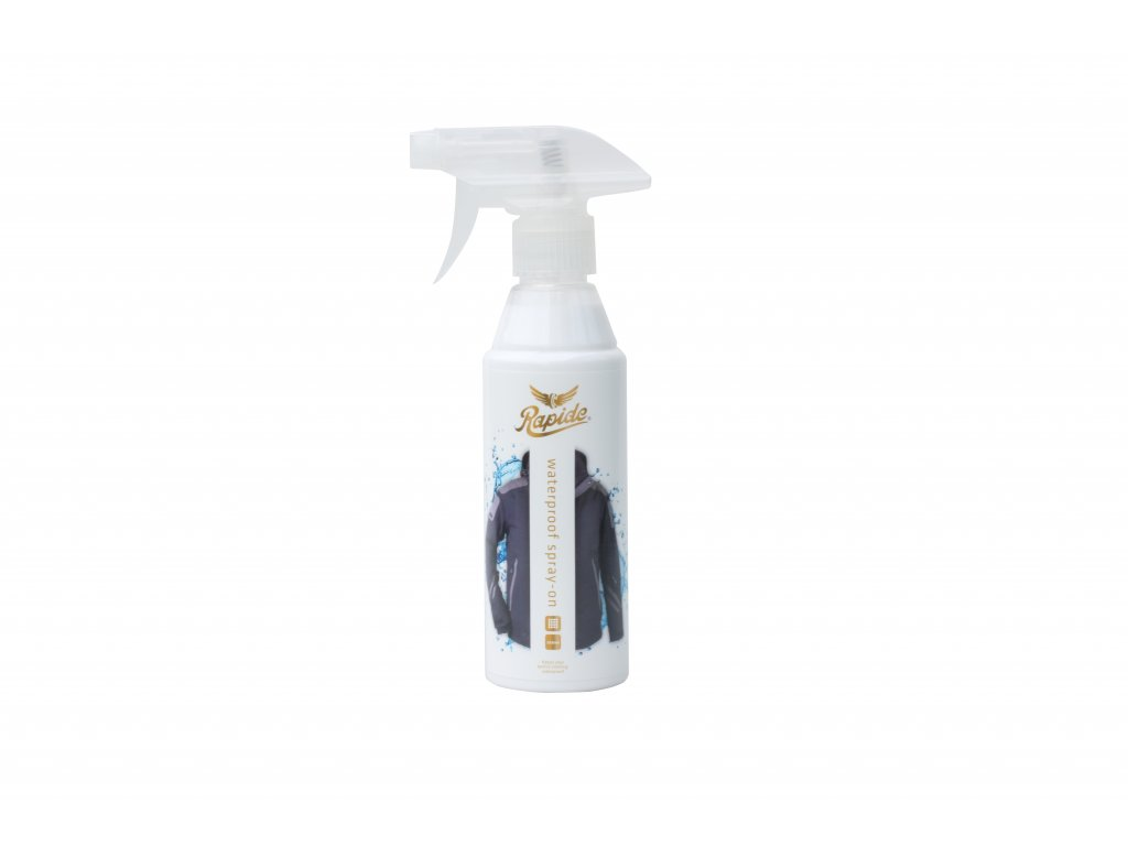 Rapide Waterproof spray on 300ml