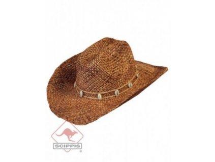 Slaměný klobouk Drover