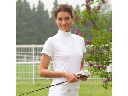 Tričko dámské sportovní ELT Lori - bílá