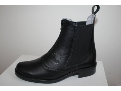 Jezdecká perka / boty CARINA - český výrobek