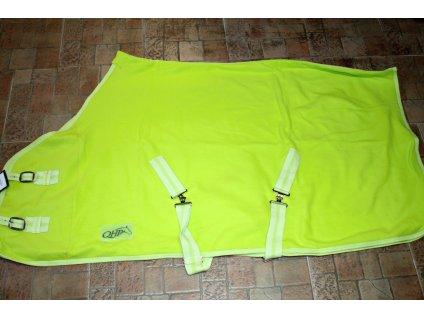 Odpocovací deka QHP s křížovým zapínáním