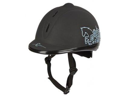 Jezdecká helma Beauty VG1
