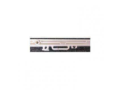 Tyč - sloupek 2-nášlapy / 156 cm