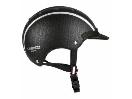 Jezdecká helma Casco Choice (52-56 cm)