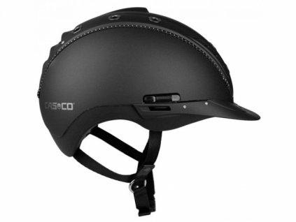 Jezdecká helma CASCO Mistrall 2 - VG01, černá