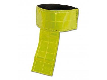 Reflexní pásek na ocas