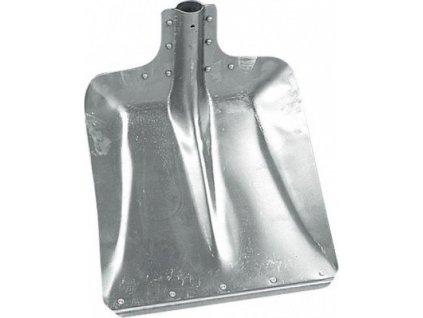 Lopata hliníková s ocelovou hranou