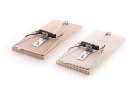 foto do produktového listu past na krysy dřevo montáž buk i překližka