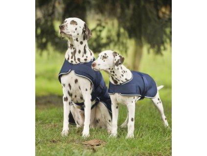 Pláštěnka pro psa Waldhausen, tmavě modrá