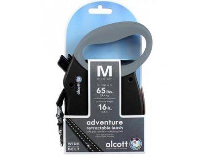 Vodítko navíjecí Alcott Adventure-M