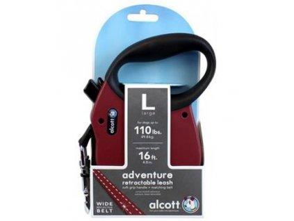 Vodítko navíjecí Alcott Adventure-L