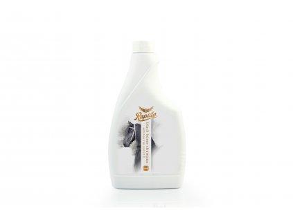 Black Horse shampoo path