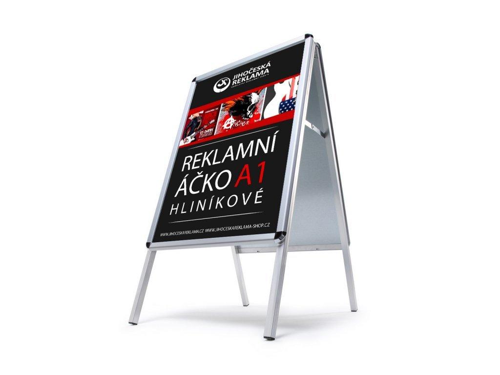 Reklamný stojan - áčko A1