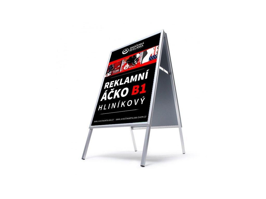 Reklamný stojan - áčko B1