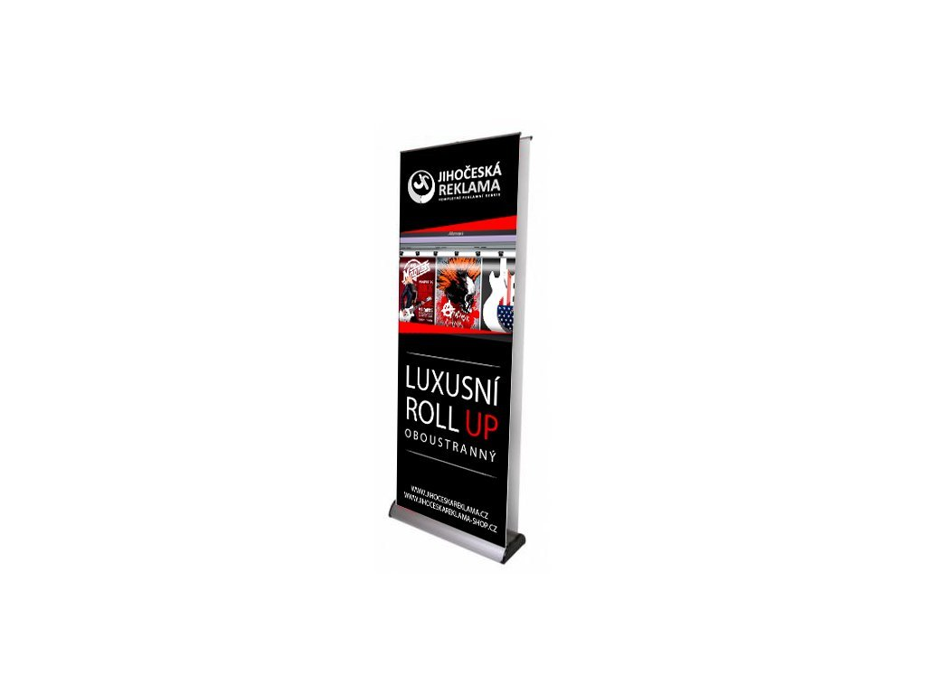 Roll-up exclusive obojstranný 100x200
