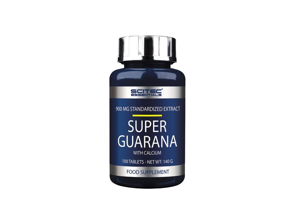 Scitec Nutrition Super Guarana 100 kapslí
