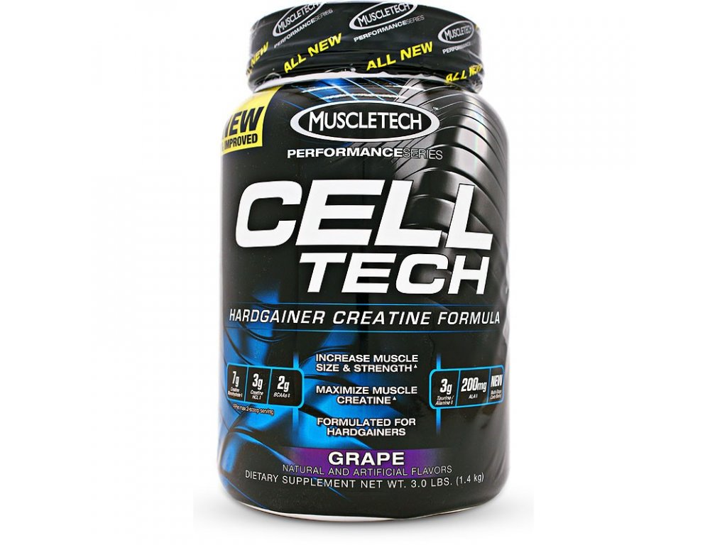 MuscleTech Cell-Tech 1400g