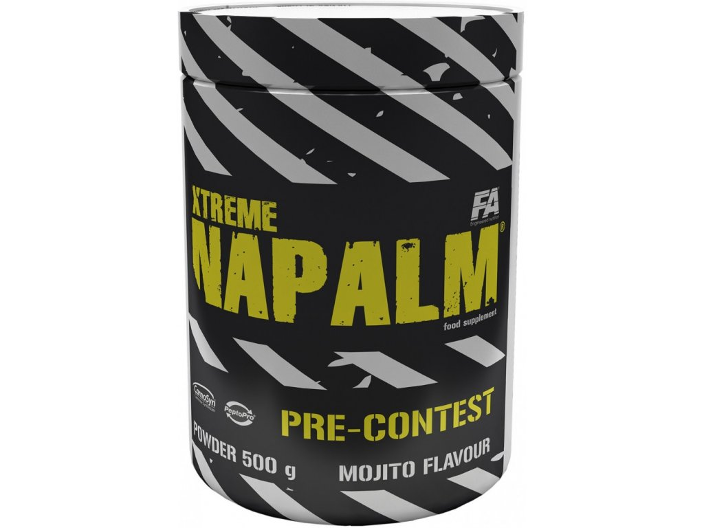 Fitness Authority Xtreme Napalm Pre-Contest 500g