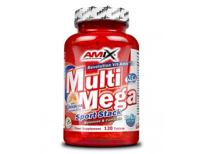 AMIX Multi Mega Sport Stack 120 tablet