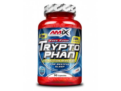 AMIX L-Tryptophan 500 90 tablet