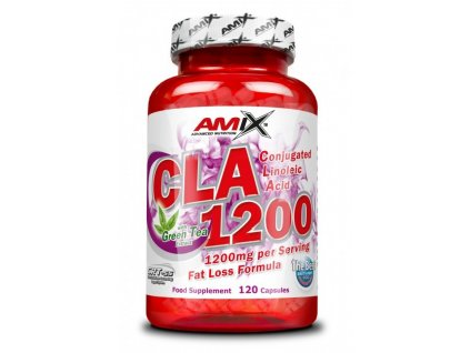 AMIX CLA 1000 & Green Tea 120 tablet