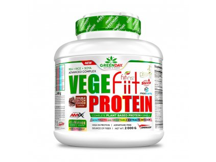 AMIX GreenDay® Vegefiit Protein 720g