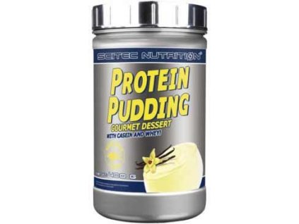 SciTec Nutrition Protein Pudding 400g