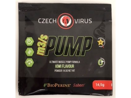 Czech Virus M3/S PUMP 14,5 g Vzorek