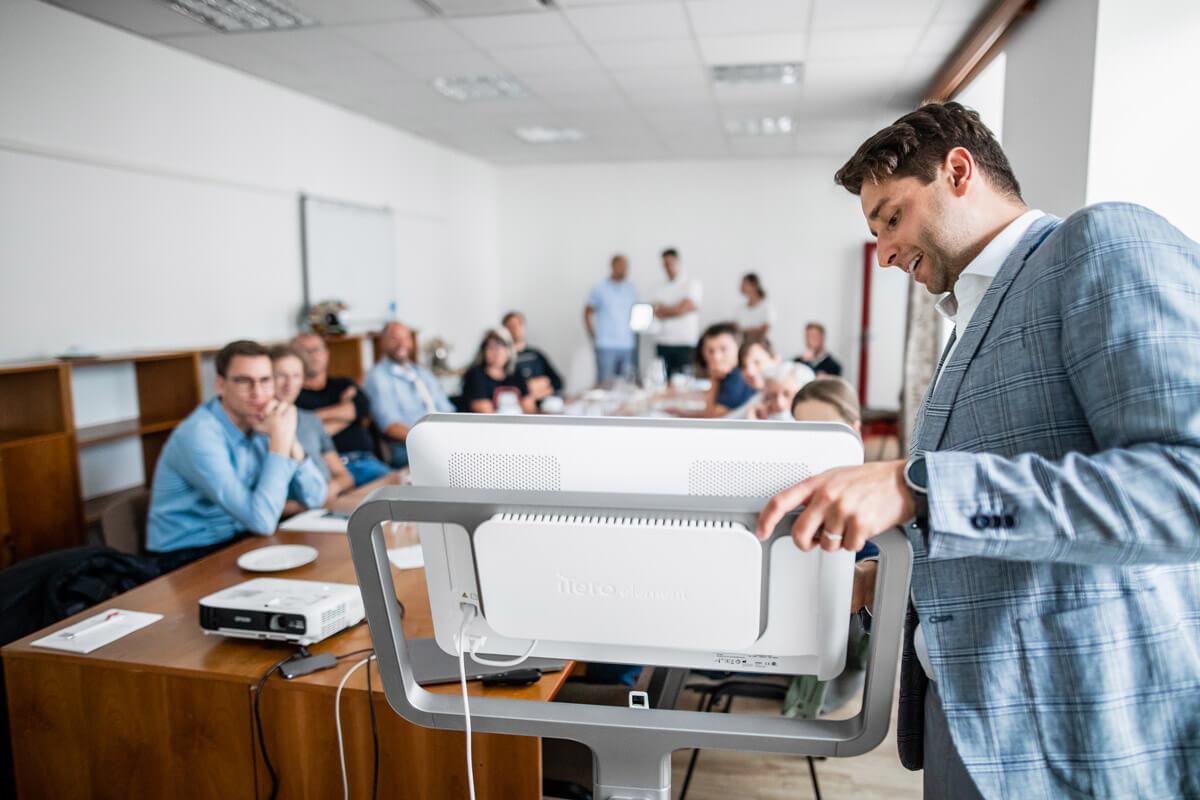 Workshop digitální otiskování v praxi