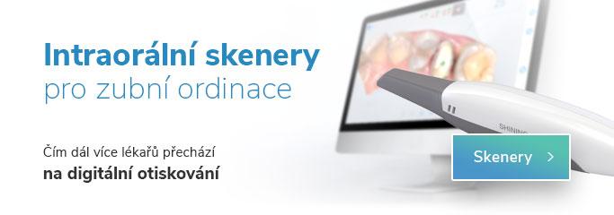 Skenery pro ordinace