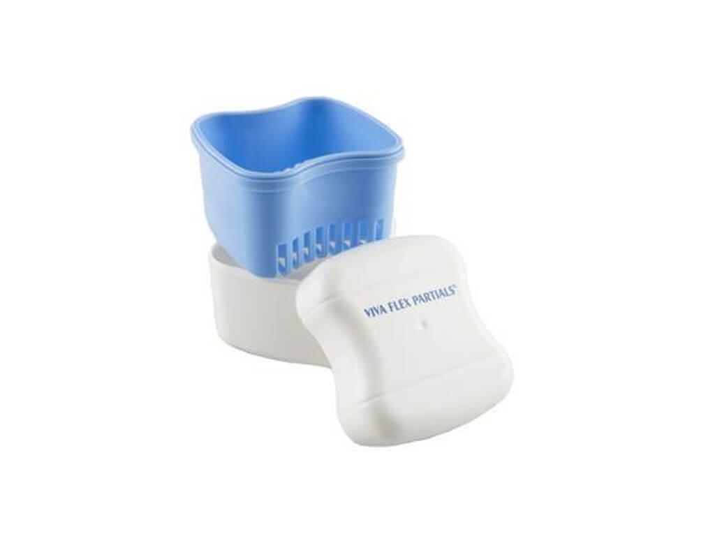 cistíci krabicka na protezu