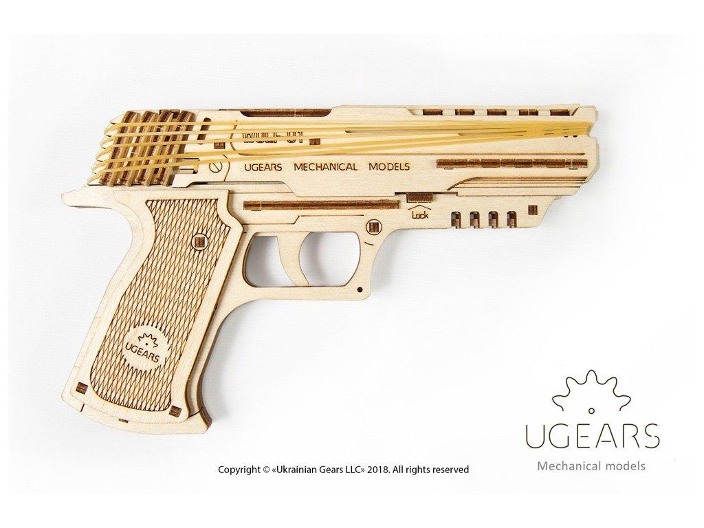 Pistole Wolf-01