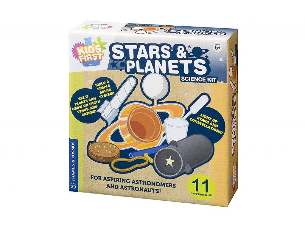 107 hvezdy a planety