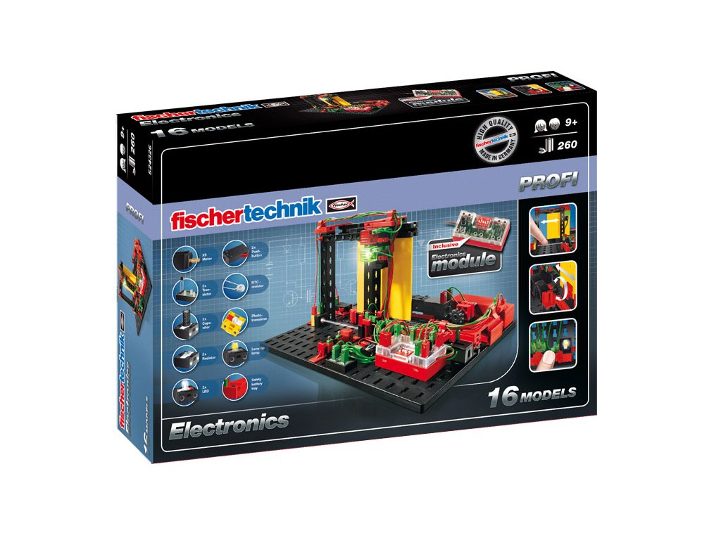 524326 Electronics Verpackung