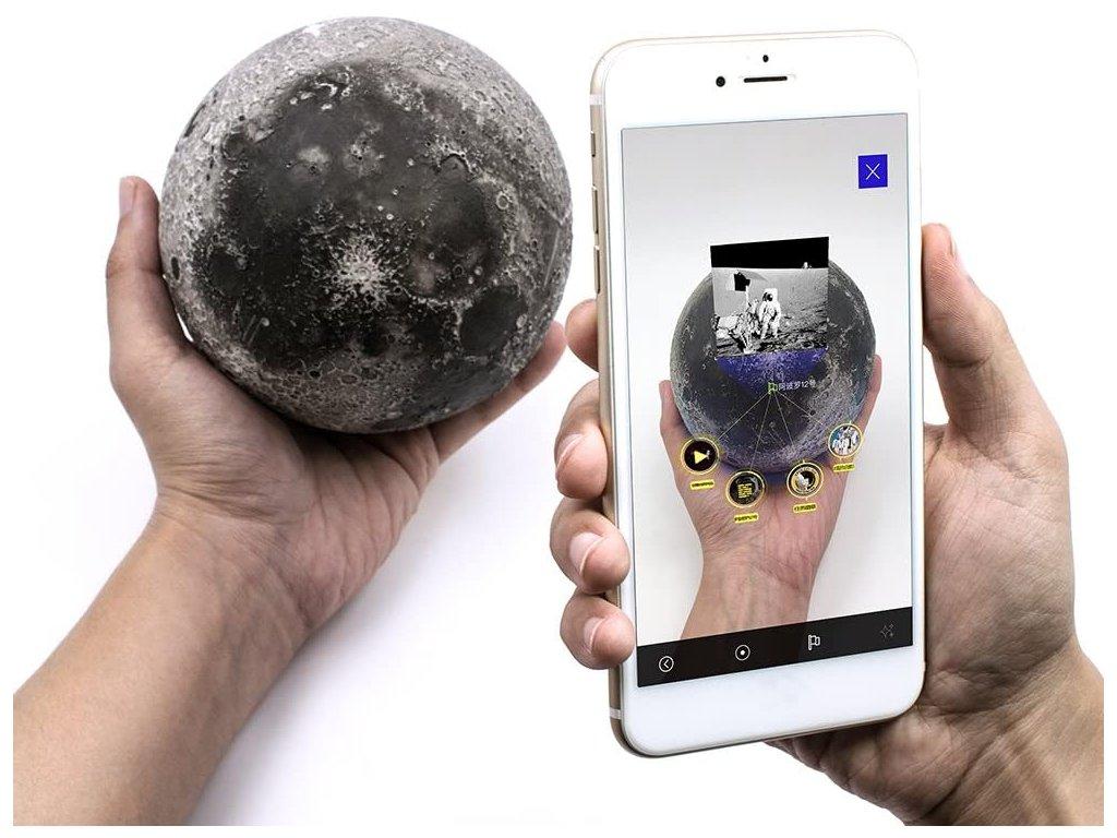 Lunar Pro - Mesiac 12cm