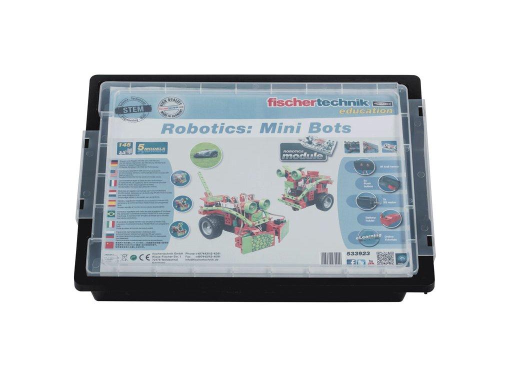 533923 Robotics Mini Bots Box geschlossen