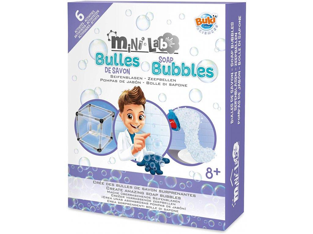 Minilabák - Výroba bublin