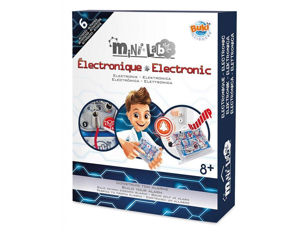 Minilabák - Elektronika