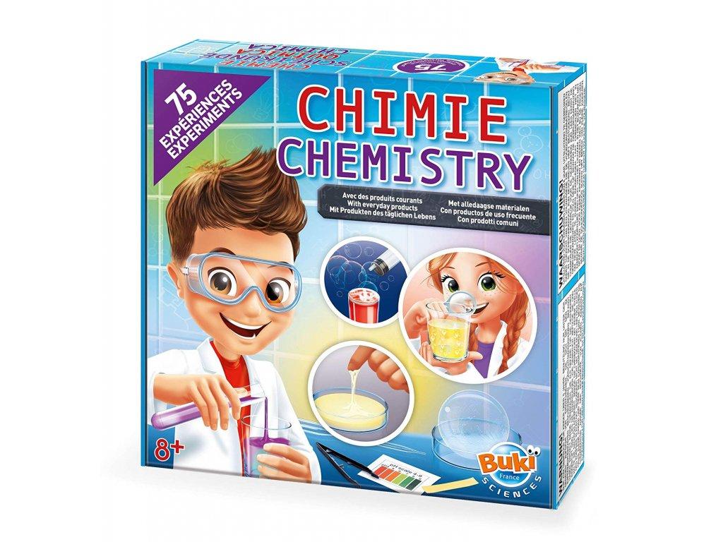 Chemické Laboratoř - 75 Pokusů