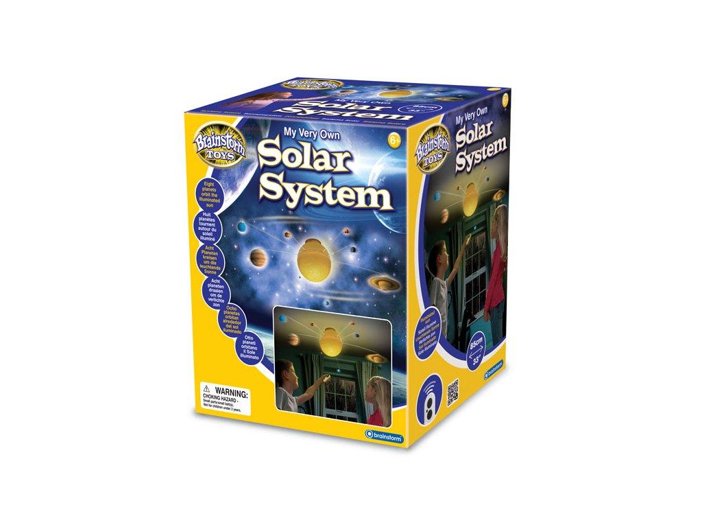 Sluneční soustava RC